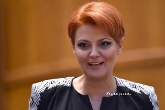 Lia Olguta Vasilescu: Cred ca trebuie sa iesim si noi in strada. Cei de la USR protesteaza in sala de plen ca orice homeless