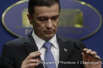 Sorin Grindeanu: Duminica vom face de urgenta o sedinta de guvern pentru abrogarea OUG de modificare a Codului Penal