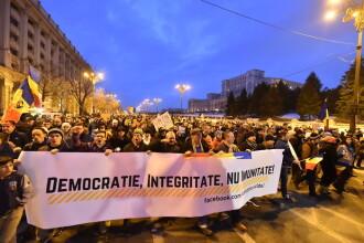 Un patron din Ploiesti a anuntat ca face bannere gratuit pentru proteste. Ce s-a intamplat dupa ce a pus anuntul pe Facebook