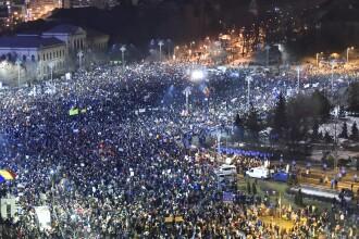 AFP: Pasul inapoi al Guvernului nu calmeaza furia in Romania:
