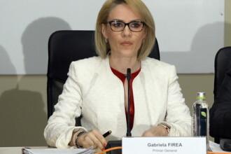Gabriela Firea: