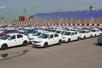 Salarii marite si prime pentru angajatii Dacia: