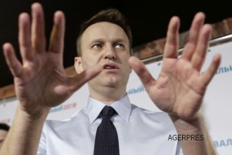 Principalul oponent al lui Vladimir Putin la presedintia Rusiei, condamnat cu suspendare. Decizia il impiedica sa candideze