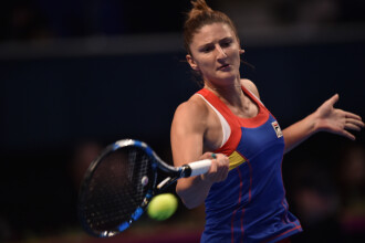 Fed Cup. Irina Begu, invinsa de Mertens; Romania - Belgia 0-3. Romancele vor juca pentru mentinerea in Grupa Mondiala II