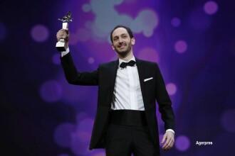 Tudor Aaron Istodor a primit trofeul Shooting Stars din cadrul Berlinalei. Romanul, considerat