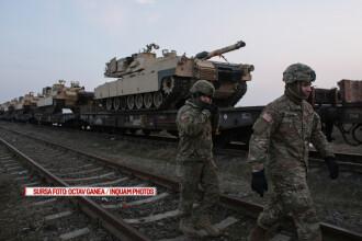 Baza Kogălniceanu va deveni una dintre cele mai mari din NATO. Câţi militari americani vin