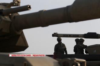 500 de militari americani cu echipament greu au ajuns la Baza Mihail Kogalniceanu. Cat vor ramane ca sa ne protejeze de rusi