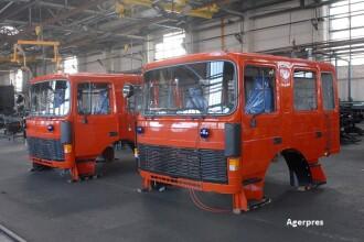 Camioanele romanesti vor circula pe strazile din Taiwan. Cum salveaza chinezii uzina Roman Brasov de la faliment