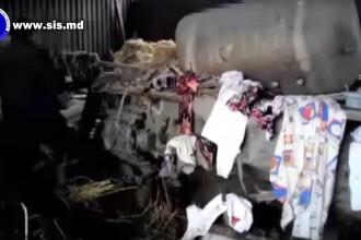 Ce au descoperit spionii din Republica Moldova in curtea unui satean. Omul nu a putut explica cum a ajuns vehiculul acolo