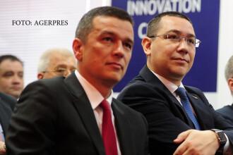 Sorin Grindeanu s-a consultat cu fostul premier Victor Ponta.