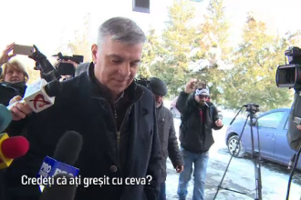 Valeriu Zgonea, pus sub control judiciar de DNA pentru trafic de influenta. Ce ar fi facut in schimbul a 50.000 de lei
