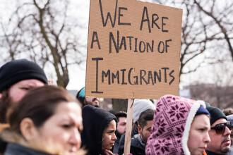 Ce s-a intamplat dupa ce imigrantii din SUA nu au mers la munca sau la scoala o zi. 5 restaurante de la Pentagon, inchise