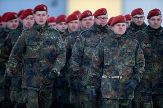 Ancheta in Lituania dupa raspandirea de stiri false legate de un viol ce ar fi fost comis de soldati germani. Reactia NATO