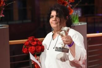"""Dana Bunescu, Ursul de Argint la Berlin pentru contributie artistica exceptionala, pentru montajul filmului """"Ana, mon amour"""""""