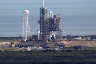 SpaceX a lansat cu succes capsula Dragon cu provizii pentru Statia Spatiala Internationala