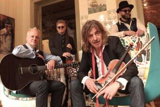 Farfarello, trupa lui Mani Neumann, fost violonist la Phoenix, sustine 2 concerte consecutive in Bucuresti