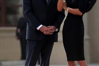 Presedintele azer si-a numit sotia prim-vicepresedinte al tarii. Prima doamna, ironizata pentru operatiile estetice