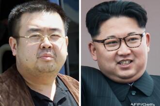 Fratele lui Kim Jong-un traia in depresie si ii era frica de dictator. Ce au descoperit pe trupul lui, in urma autopsiei