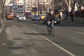 Politistii au dat biciclistilor peste 3000 de sanctiuni, in ultima saptamana. Care a fost
