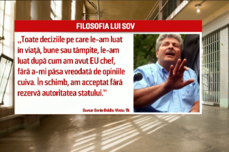 Sorin Ovidiu Vintu, 8 ani de inchisoare in dosarul FNI si a 4-a condamnare definitiva in ultimii ani. Ce a mai decis instanta