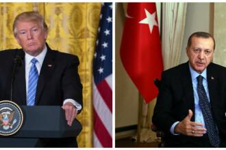 Trump si Erdogan se vor intalni personal inainte de summitul NATO din mai. Ce vor dicuta cei doi sefi de stat