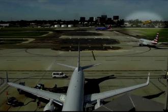 Filmarea cu incidentul aviatic in care a fost implicat Harrison Ford. Ce intrebare ar fi pus actorul la turnul de control