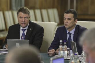 Noii ministri au depus juramantul la Palatul Cotroceni. Klaus Iohannis: