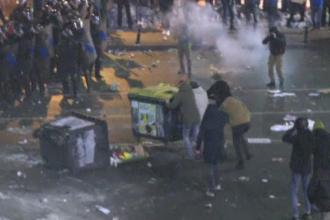 Dosarul violentelor din Piata Victoriei. Mai multe persoane aduse cu mandat la Politia Capitalei