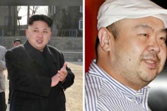 Fratele lui Kim Jong-un avea asupra sa antidotul pentru agentul neurotoxic, la momentul atacului
