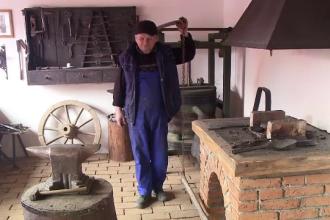 Fierarul din Covasna care este vizitat de mii de turisti din toata Europa. Specialitatea casei la Nagy Gyorgy