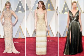 Emma Stone, Charlize Theron, Nicole Kidman, printre cele mai bine imbracate staruri. Cine a gresit pe covorul rosu. GALERIE