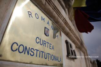 CCR, sesizată privind ordonanţa pe legile justiţiei în absenţa lui Ciorbea. Cine a depus sesizarea