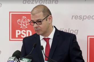 """Purtătorul de cuvânt al PSD: """"Concluzia lui Tudorel Toader era firească. O susținem"""""""