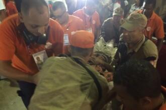 20 de persoane ranite dupa ce un car alegoric a intrat in petrecaretii de la carnavalul din Rio de Janeiro