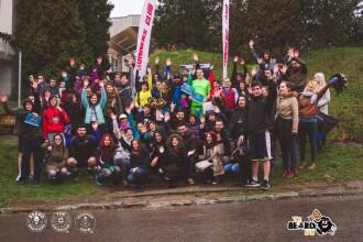 Cros caritabil pe trepte in Cluj-Napoca. Beard Brothers organizeaza a doua editie a evenimentului