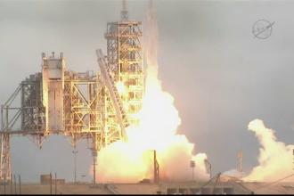 Compania Space X a anuntat ca pana la sfarsitul lui 2018 va trimite 2