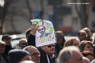 Jurnalistul Die Welt, arestat preventiv in Turcia, ramane dupa gratii. Angela Merkel: