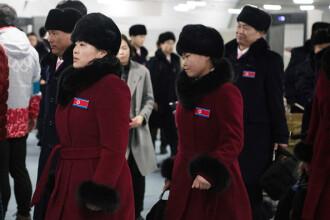 Delegaţia nord-coreeană pentru Jocurile de la PyeongChang a sosit în Coreea de Sud