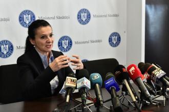 """Ministrul Sorina Pintea, despre criza imunoglobulinei: """"Va fi rezolvată cât de curând"""""""