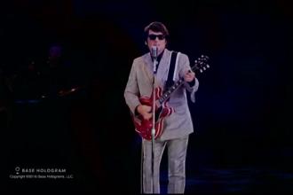 Fanii lui Roy Orbison îl vor putea revedea pe scenă, sub forma unei holograme