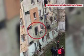 """Bărbatul din Tulcea căzut de la etajul 4, salvat de uscătorul de la 2: """"Am vrut să întind rufe"""""""