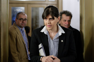 Reacția Laurei Codruța Kovesi după ce foști miniștri au scăpat de acuzaţiile de corupţie în Dosarul Microsoft