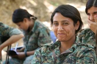 """Imagini cu trupul mutilat al unei luptătoare kurde, in Siria provoacă revoltă: """"O barbarie fără egal"""""""