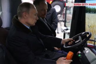 Vladimir Putin, gata să muncească într-o fermă. Gluma făcută de liderul de la Kremlin
