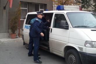 Un bărbat a venit la poliţie, în Braşov, ca să anunţe că şi-a ucis soţia şi copiii