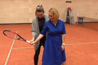 Simona Halep, interviu exclusiv pentru Andreea Esca. Cele 3 momente care i-au schimbat viața
