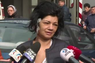 Soţia şoferului drogat: