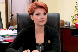 """Lia Olguța Vasilescu: """"Cîțu miorlăie că vine austeritatea, nu își cunoaște atribuțiile"""""""