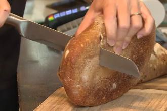 Pâinea cu maia câștigă teren pe piaţa românească. Cât plătim pentru