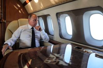 Zeci de pasageri, obligați să aștepte la -16 grade aterizarea avionului lui Putin